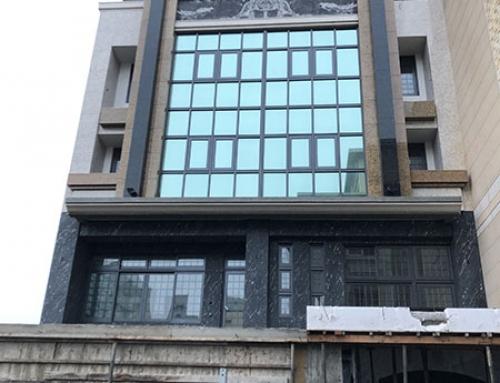 彰化 – 建築外牆